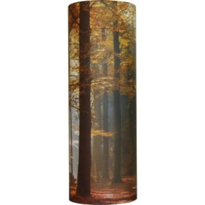 Cremation Urn - Autumn Ash Scatter Tube