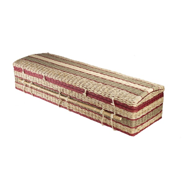 Banana Coffin Casket Cerise  - Price Reduced!
