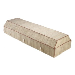 Fabric Coffin - Banana Leaf - Natural
