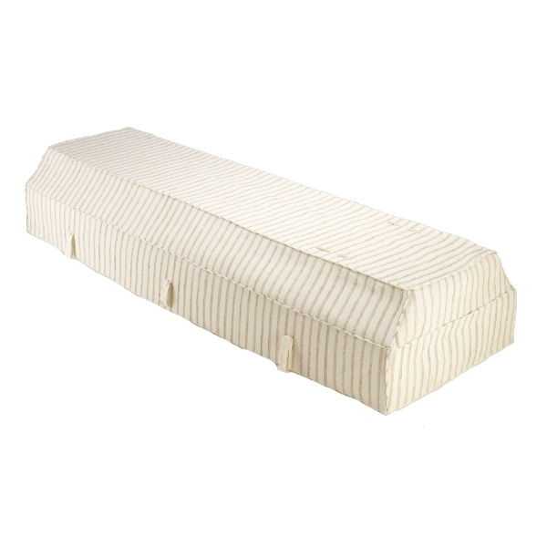 Fabric Coffin - Fragrant Root - Cream