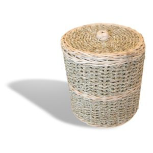 Cremation Urn - Pandanus Round Upright