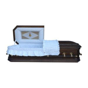 Royal Domed Casket