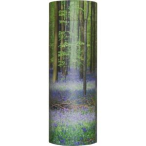 Cremation Urn - Bluebell ash scatter tube