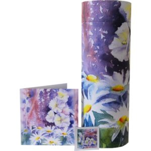 Cremation Urn - Wildflower Ash Scatter Tube