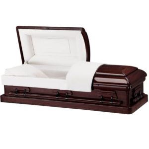 Senate - Wooden American Casket Coffin