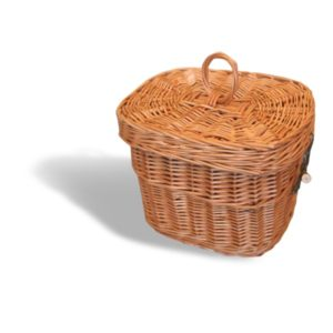 Cremation Urn - Rectangular Willow