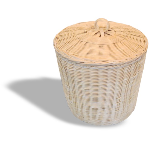 Cremation Urn - Willow Round