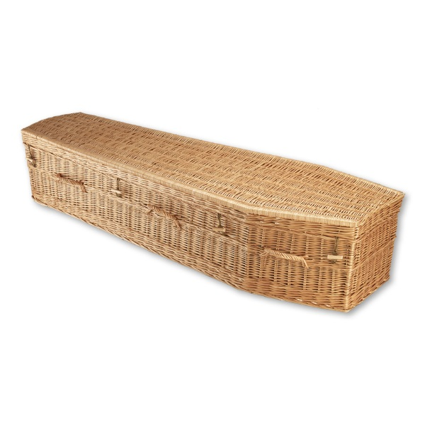 Willow Traditional Coffin