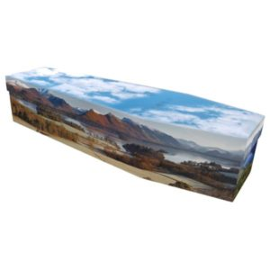Lake District Cardboard Coffin