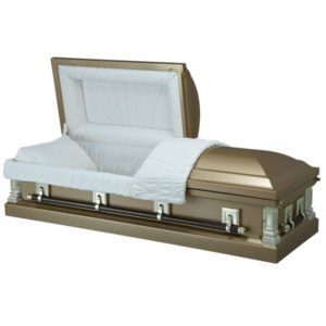 Dynasty - Steel American Casket Coffin