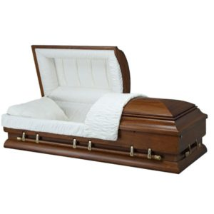Madison - Wooden American Casket Coffin
