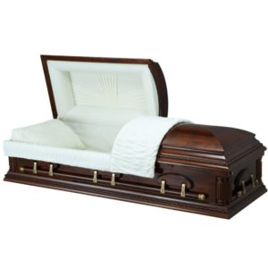 Proventus Paulownia - Wooden American Casket Coffin