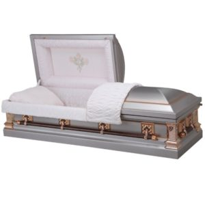 Sunstone - Steel American Casket Coffin
