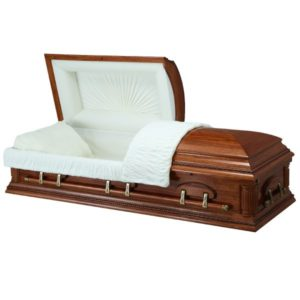Tribute Paulownia - Wooden American Casket Coffin