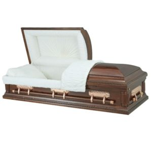 Virginia - Wooden American Casket Coffin