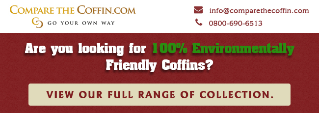 Are You Looking for 100% Environmentally Friendly Coffins?