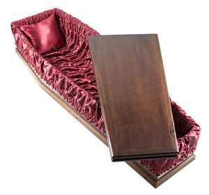 Fabric Coffin