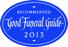Comparethecoffin.com Presents Award at Good Funeral Award at the Joy of Death Festival